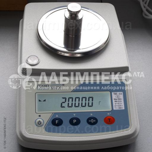 Весы лабораторные ТВЕ 03-001-a, 300 г х 0.01 г, 2 класс