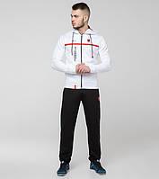 Костюм спортивный Bikk 387 белый-красный, фото 1