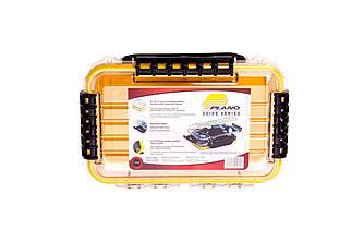 Коробка водонепроницаемая Plano Guide Series PC 3600 / контейнер влагозащитний желтого цвета
