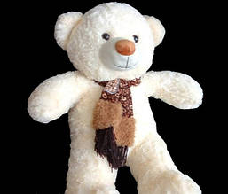 На День Святого Валентина подарунок дівчині плюшевий Ведмедик 68 см м'яка іграшка