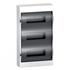 Щит Easy9 накладной 36 модулей дымч. дверь Schneider Electric (EZ9E312S2S)
