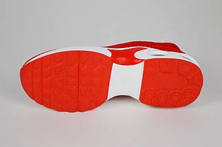 Красные текстильные слипоны Lonza 503, фото 3
