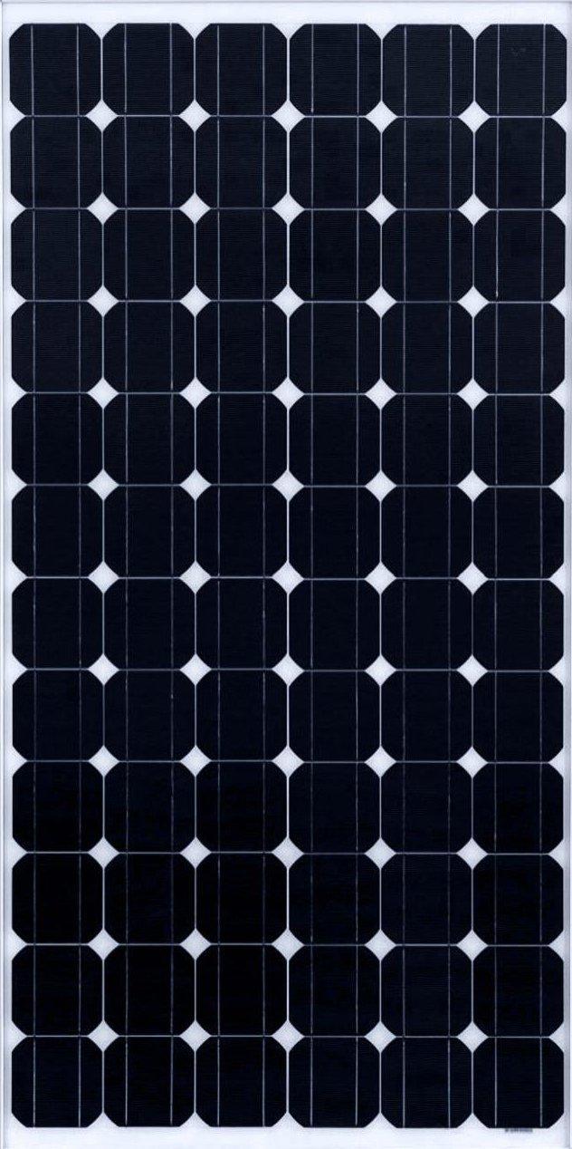 Солнечная панель монокристалл 150W 18V 1480x670x35 мм