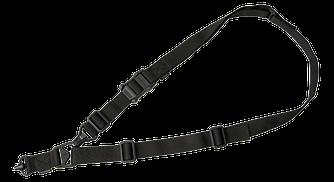 Ремень с антабками Magpul MS3 Single QD  GEN 2 черного цвета / ремень оружейный