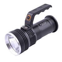 Тактический фонарик прожектор T801 с zoom А286