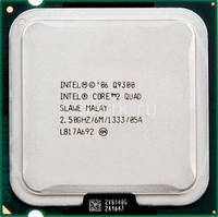 Процессор Intel Core2 Quad 9300 Б\У