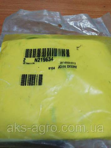 N219634 Корпус підшипник діска СОШНІКА JD730/455, фото 2