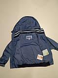 Куртка ветровка для мальчика р.98 ТМ Donilo, фото 3