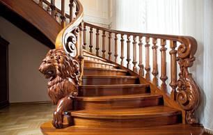 Комплектуючі для сходів