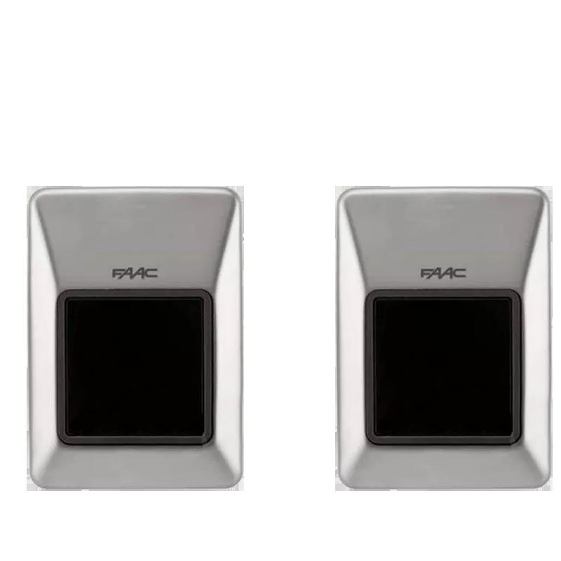 Фотоэлементы Faac XP 30B INOX максимальная дальность 30 м