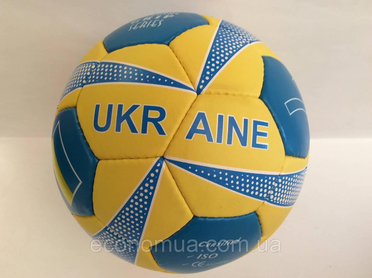 """Мяч футбольный с символикой """"UKRAINE"""""""