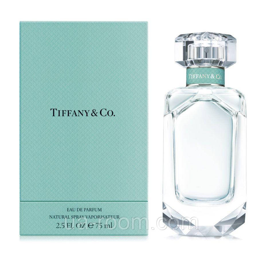 Женская парфюмированная вода Tiffany & Co,  75 ml.