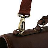 Мужской кожаный портфель, фото 5