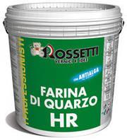 Краска на водной основе для фасадов и интерьеров с эффектом против плесени FARINA DI QUARZO HR 10 л