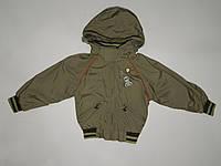 Куртка ветровка для мальчика р.98 ТМ Donilo