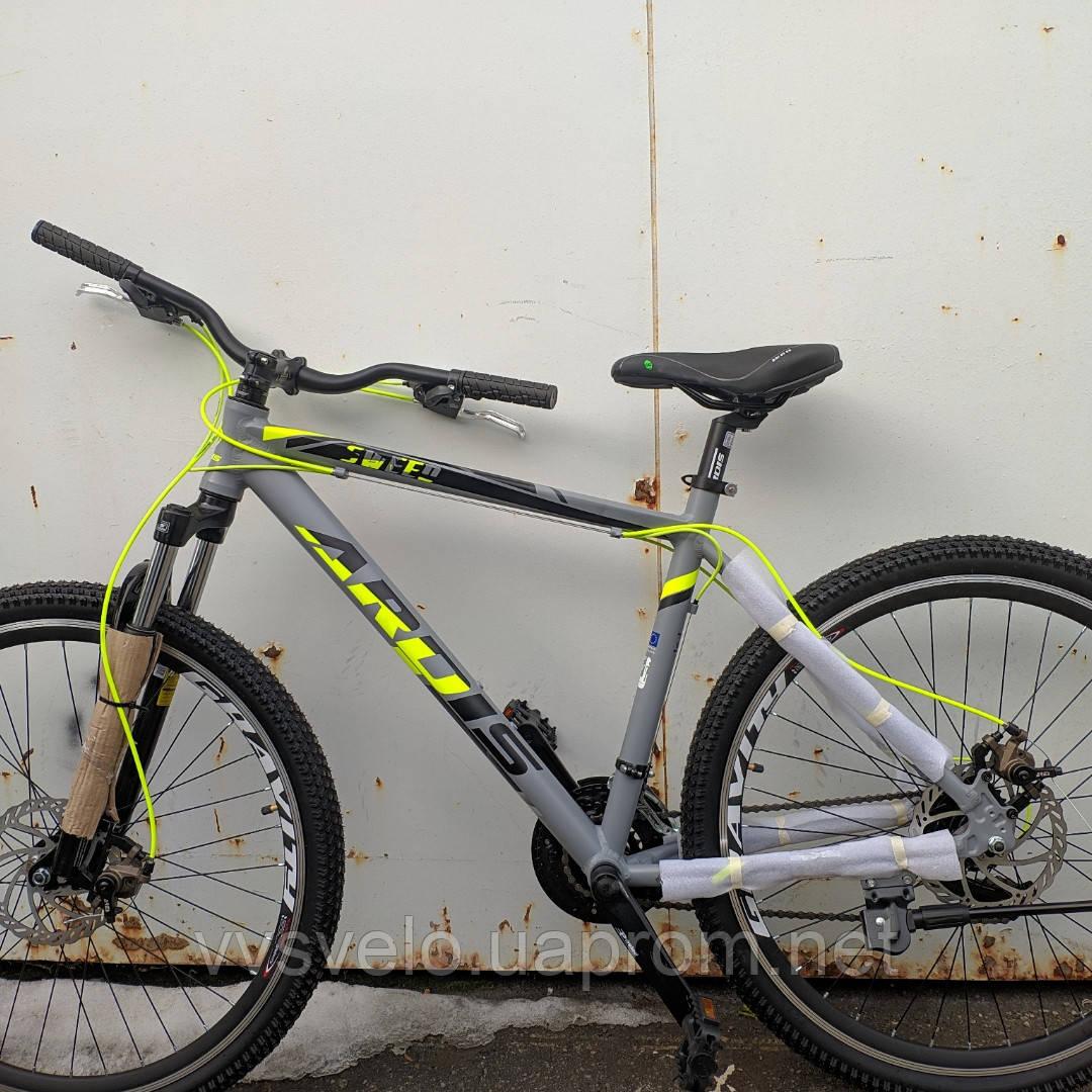 Велосипед ARDIS SWEED 27,5 Серый19