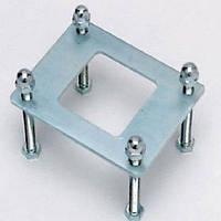 Монтажная пластина для фотоэлементов