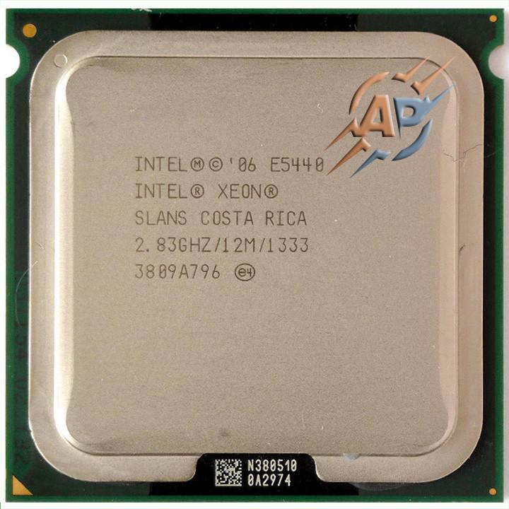 Процессор Intel Xeon E5440 (12M Cache, 2.83 GHz, 1333 MHz FSB) LGA771