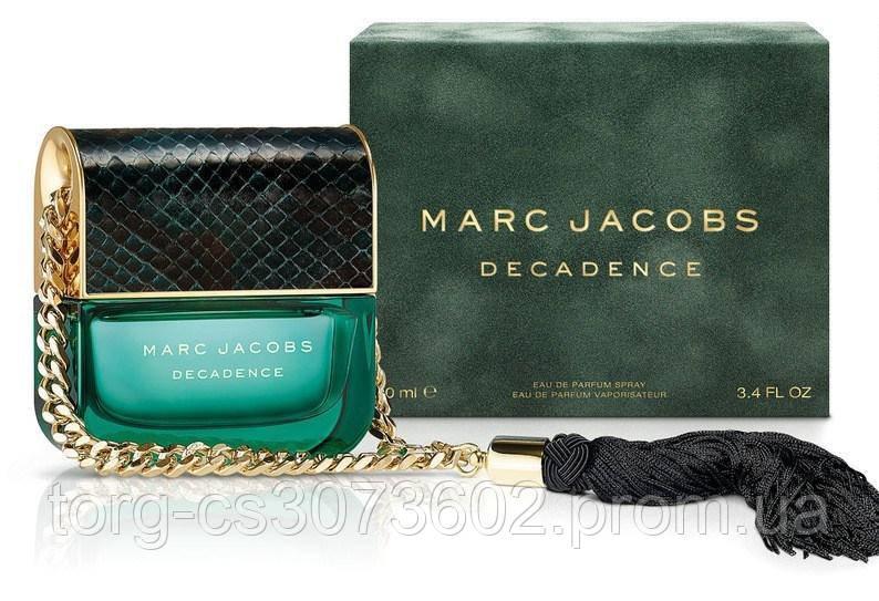 Жіноча парфумована вода Marc Jacobs Decadence, 100 ml.