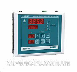 ТРМ136. Измеритель-регулятор универсальный шестиканальный