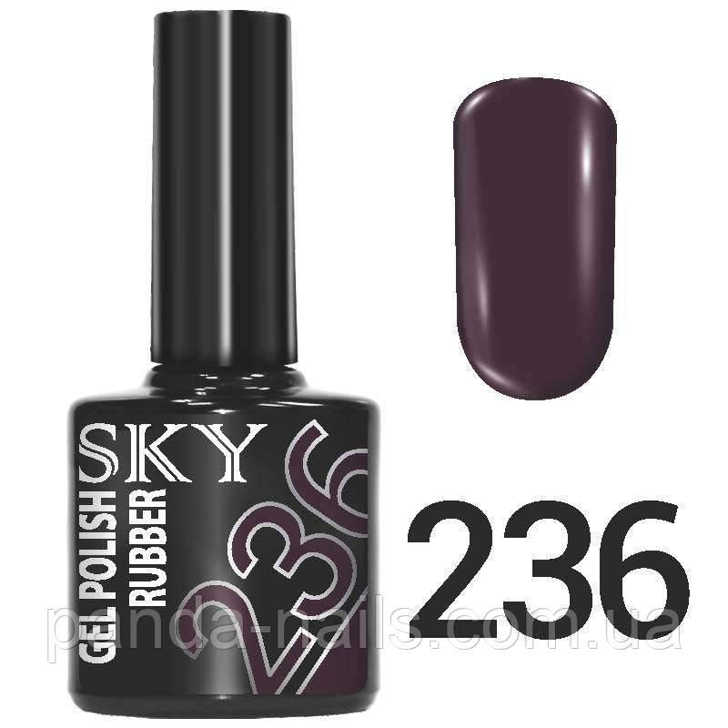 Гель лак SKY 236