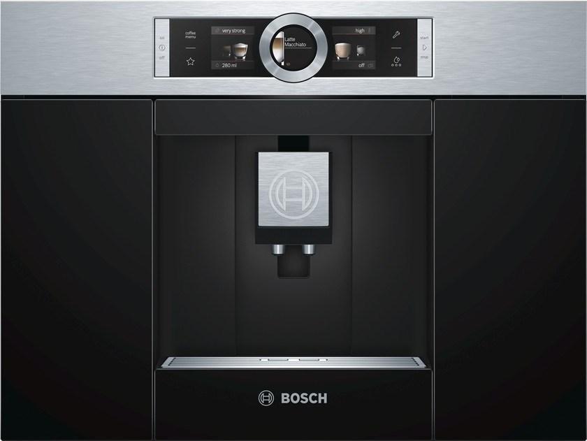 Вбудована кавоварка Bosch CTL636ES1