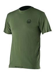 """Термобелье Tech T (короткий рукав) """"Beretta"""" зеленого цвета"""