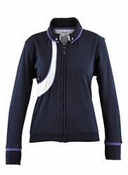 """Куртка женская спорт """"Beretta"""" синего цвета"""