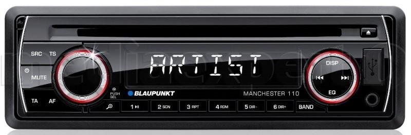 Автомагнитола BLAUPUNKT Manchester 110