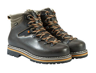 "Ботинки Logo GTX®  ""Beretta"" черного цвета"