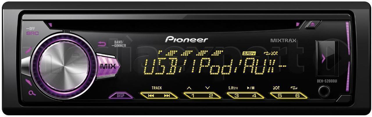 Автомагнитола PIONEER DEH-S2000UI