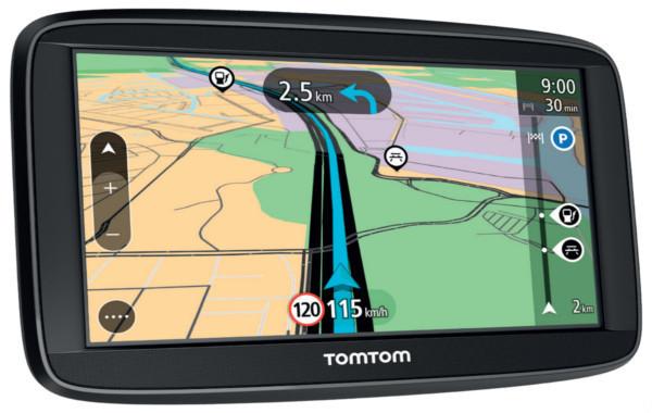 GPS-навигатор TOMTOM Start 52 EU (пожизненное обновление карт)