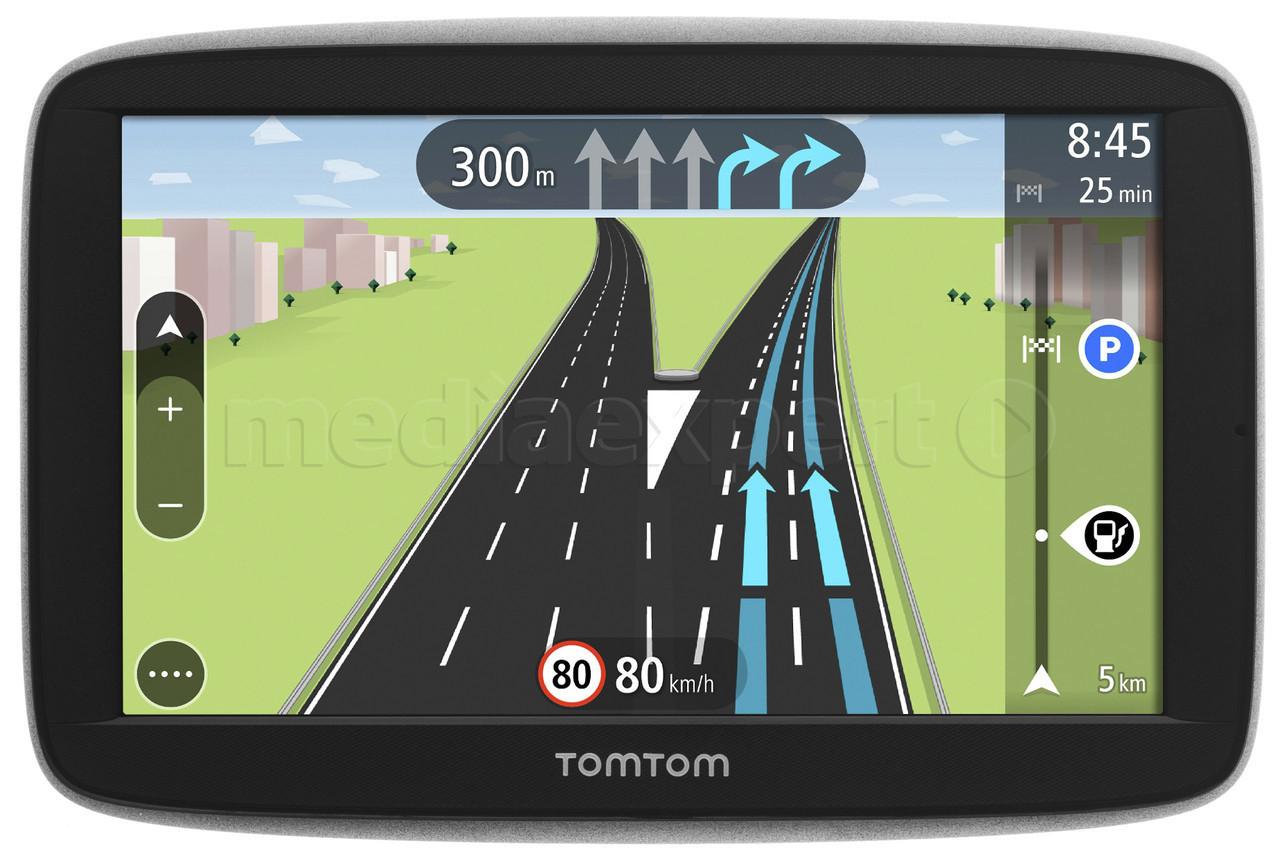 GPS-навигатор TOMTOM Via 52 (пожизненное обновление карт)