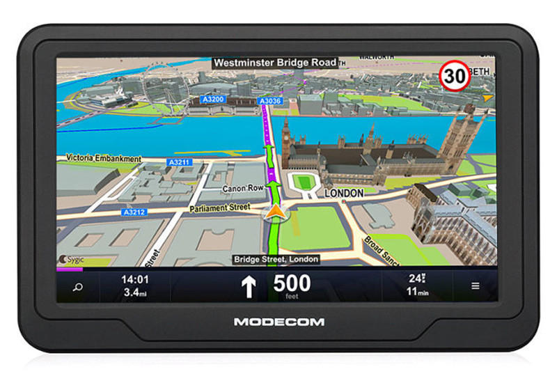 GPS-навигатор MODECOM Freeway SX2 EU