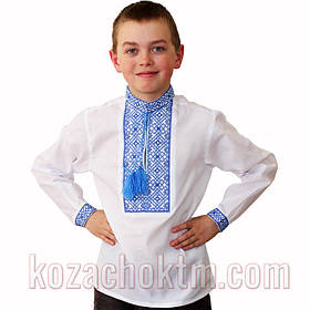 Детские вышивнки для мальчиков 6
