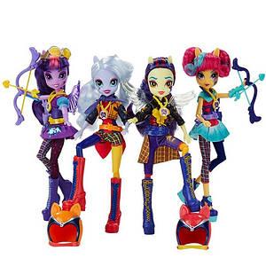 Ляльки My Little Pony Equestria Girls / Hasbro