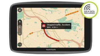 GPS-навигатор TOMTOM GO 5200 World (пожизненное обновление карт)