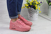 Кроссовки женские Nike Air Max 90 бордовые 4363 (жіночі найк ... d131d4ce2e434