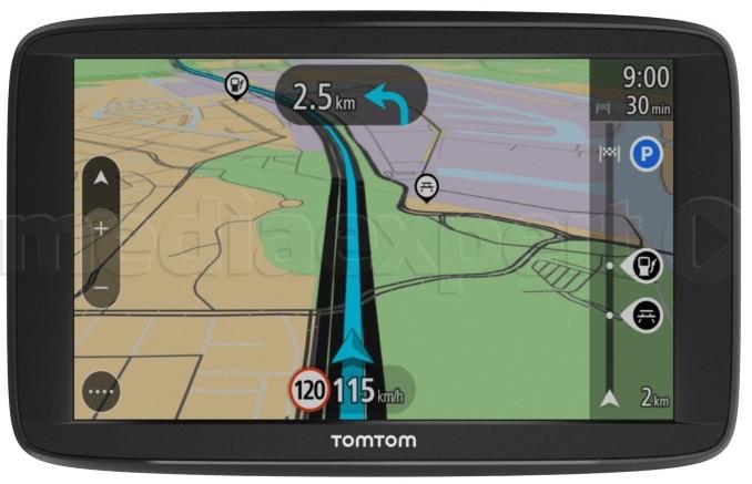 GPS-навігатор TOMTOM Start 62 EU Multipack (довічне оновлення карт)