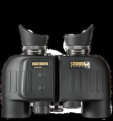 Бинокль Steiner Nighthunter LRF 8x30 черного цвета