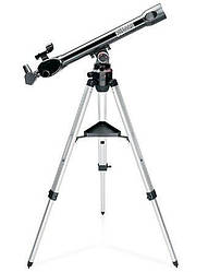 "789971 Телескоп 800х70""Voyager""  W/LCD Handset черного цвета"