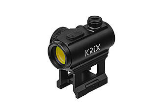 Прицел коллиматорный KRIX RD22 черного цвета
