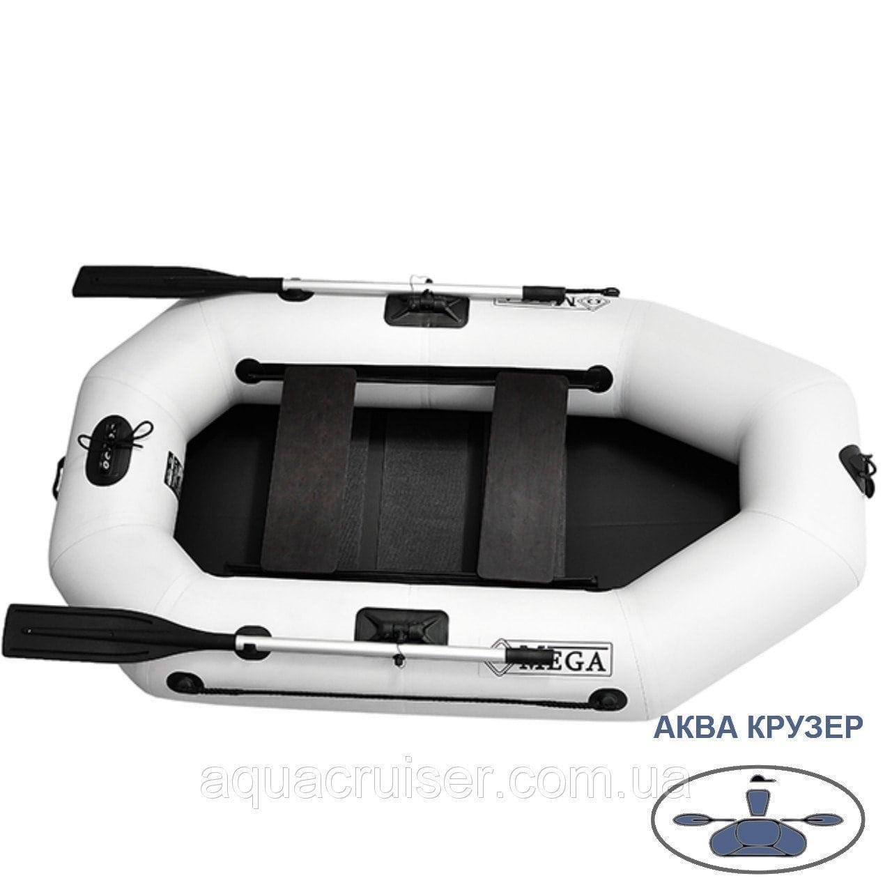 Лодка надувная пвх OMega 220 LST(PS) гребная с навесным транцем