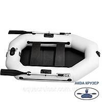 Човен надувний пвх OMega 220 LST(PS) гребний з навісним транцем