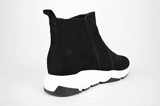 Ботинки весенние женские замшевые Lonza 80650, фото 2