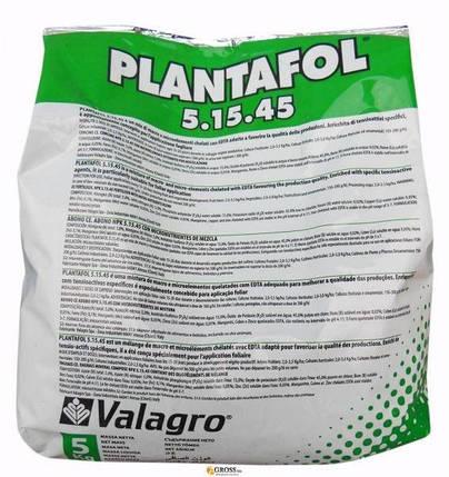 Удобрение ПЛАНТАФОЛ (Plantafol) 5+15+45 - 5 кг, фото 2