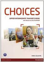 Choices Upper-Intermediate Teacher's Book & DVD Multi-ROM Pack