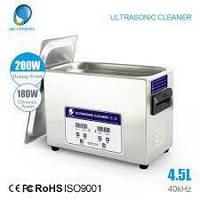 Ультразвуковая ванна для очистки мойки Ultrasonic cleaner Skymen JP-030S4.5 литра