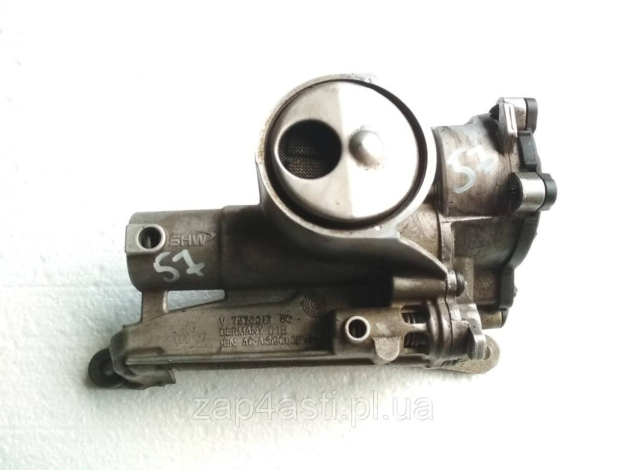 масляный насос V7576012 80 Bmw Mini Cooper R56 16 120 кс
