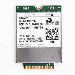 3G модем  HUAWEI MU736- Б/У